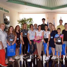 Deutsch-Russischer Jugendaustausch digital - Staryj Oskol & Salzgitter 2021