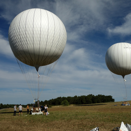 Virtual Balloon Distance Race
