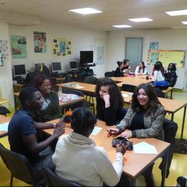 Fachaustausch zwischen den Jugendparlamenten aus Salzgitter & Créteil (Partnerstädte)